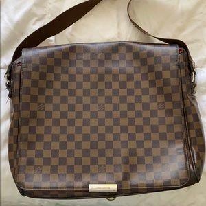 Louis Vuitton computer / book bag